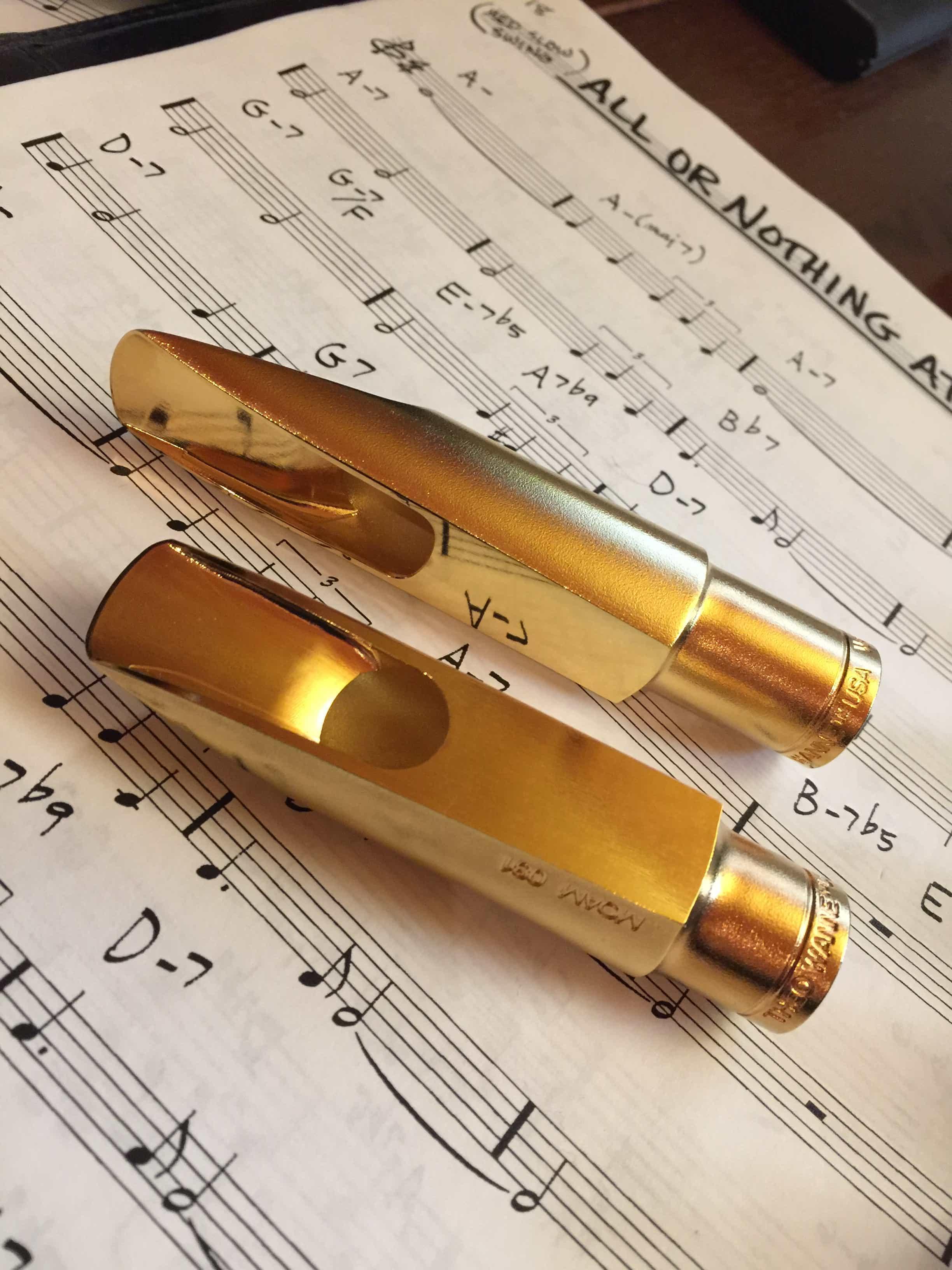 Westcoast Sax MOAM  081 Alto Saxophone Mouthpiece Review