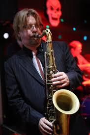 a new tenor saxophone