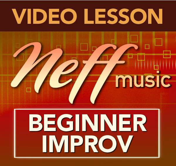 Beginner Improvisation-Alto Sax