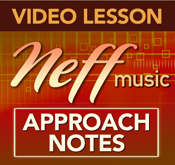 Approach Note Freedom Intro Lesson