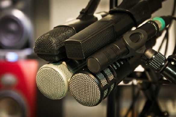 Microphones medium