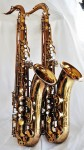 Viking M58 and M60 Valkyrie Cognac Tenor Saxophone Review